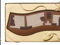 czekoladowa klawiatura