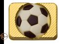 czekoladowa piłka