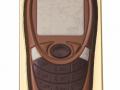 czekoladowy telefon