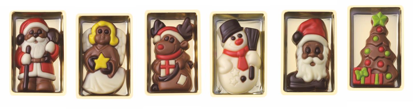 czekoladki Bożonarodzeniowe 5g.