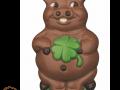 Figurka czekoladowa świnka 50g.