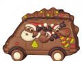 Mikołaj w busie