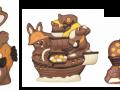 czekoladki Wilekanocne podróż