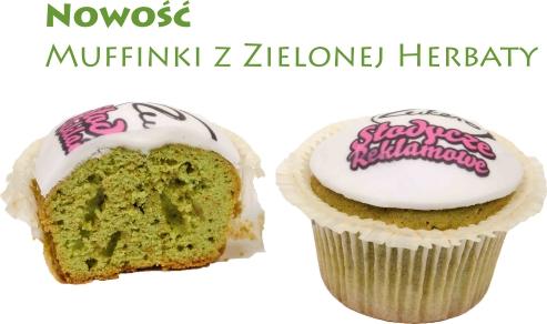 muffinki zielonnne