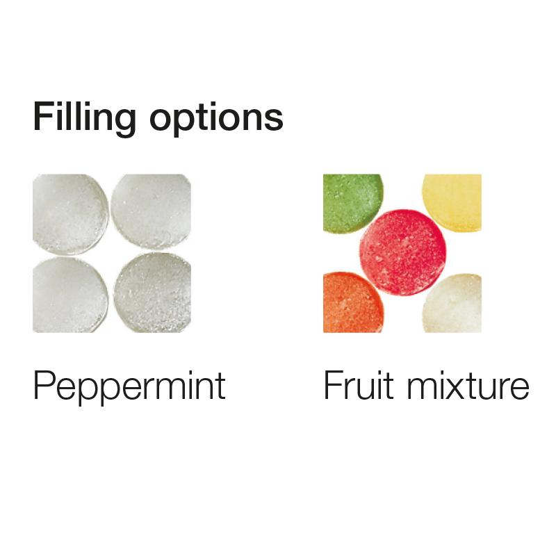 cukierki promocyjne z nadrukiem