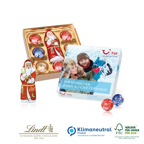czekoladki reklamowe lindt
