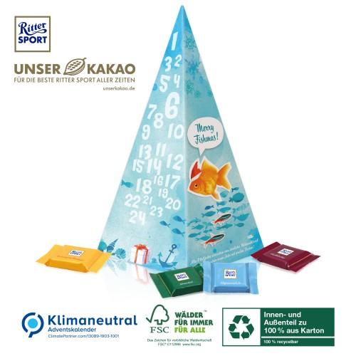 kalendarz adwentowy piramida